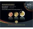 5,88 2016 F Deutschland Kursmünzensatz,   Prägestätte F  PPim Blister  34,50 EUR  +  17,00 EUR shipping