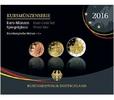 5,88 2016 J Deutschland Kursmünzensatz,   Prägestätte J  PPim Blister  34,50 EUR  +  17,00 EUR shipping