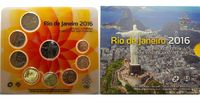 3,88 € 2016 Slowakei Kursmünzensatz 8 Münzen + 1 Medaille aus Rio stgli... 29,80 EUR  +  17,00 EUR shipping