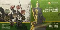 5,88 € 2016 Irland Kursmünzensatz, mit 2 Euro Gedenkmünze Osteraufstand... 35,90 EUR  +  17,00 EUR shipping