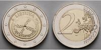 2 Euro 2016 Litauen Baltische Kultur stgl  4,70 EUR  +  7,00 EUR shipping