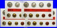 42,72DM 1978 D/F/G/J SET Deutschland Amtlicher Kursmünzensatz in Folie ... 85,00 EUR  + 17,00 EUR frais d'envoi