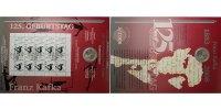 2008 Deutschland 125. Geburtstag Franz Kafka Numisblatt  16,50 EUR  +  7,00 EUR shipping