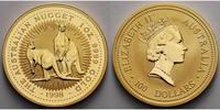 1 oz./ 31,1g. fein 1998 Australien 100 Dol...