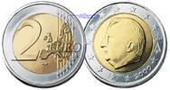 2 Euro 2000 Belgien Kursmünze, 2 Euro stgl  7,50 EUR  + 7,00 EUR frais d'envoi