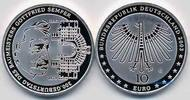 10 Euro 2003 Deutschland 200. Geburtstag des Architekten Gottfried Semp... 15,50 EUR  +  7,00 EUR shipping