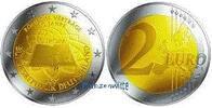 2 Euro 2007 F Deutschland 50 Jahre Römische Verträge, Prägestätte F stg... 3,60 EUR  + 7,00 EUR frais d'envoi