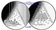 10 Euro 2009 Deutschland 100 Jahre Jugendherbergen,5. Ausg. in 2009 stg... 16,50 EUR  +  7,00 EUR shipping