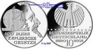 10 Euro 2009 Deutschland 400 Jahre Keplersche Gesetze,2. Ausg. in  2009... 33,00 EUR  +  17,00 EUR shipping