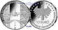 10 Euro 2009 Deutschland 100 Jahre Internationale Luftfahrtausstellung,... 16,50 EUR  +  7,00 EUR shipping