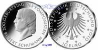 10 Euro 2010 Deutschland 200. Geburtstag Robert Schumann,1. Ausg. in 20... 36.64 US$ 33,00 EUR