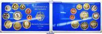 12,68DM 1998 F Deutschland Amtlicher Kursmünzensatz in blauem Epalux, o... 16,00 EUR  Excl. 7,00 EUR Verzending