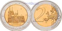2 Euro 2011 A Deutschland Kölner Dom, Prägestätte A stgl  3,80 EUR