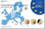 5,88 2008 F Deutschland Kursmünzensatz PP im Blister  29,80 EUR  +  17,00 EUR shipping