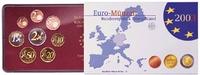3,88 2003 J Deutschland Kursmünzensatz PP im Blister  21,80 EUR  +  7,00 EUR shipping
