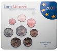 3,88 2005 D Deutschland Kursmünzensatz stgl im Blister  24.42 US$ 22,00 EUR  +  12.21 US$ shipping