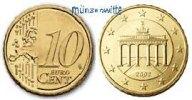 10 Cent 2008 D Deutschland Kursmünze, 10 Cent stgl  10.55 US$ 9,50 EUR