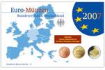 5,88 2007 J Deutschland Kursmünzensatz PP  29,80 EUR  excl. 17,00 EUR verzending