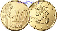 Finnland 10 Cent 2006  stgl Kursmünze, 10 Cent 3.57 US$