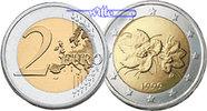 2 Euro 2007 Finnland Kursmünze, 2 Euro stgl  8,50 EUR  + 7,00 EUR frais d'envoi