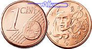 1 Cent 2008 Frankreich Kursmünze, 1 Cent stgl  8.33 US$ 7,50 EUR  +  12.22 US$ shipping