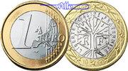 1 Euro 2004 Frankreich Kursmünze, 1 Euro stgl  12,90 EUR  +  7,00 EUR shipping