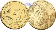 50 Cent 2010 Frankreich Kursmünze, 50 Cent stgl  9,90 EUR  +  7,00 EUR shipping
