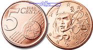 5 Cent 2007 Frankreich Kursmünze, 5 Cent stgl  21.97 US$ 19,50 EUR  +  12.39 US$ shipping