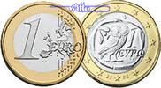 1 Euro 2007 Griechenland Kursmünze, 1 Euro stgl  38,50 EUR  +  17,00 EUR shipping