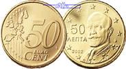 50 Cent 2002 F=Fran Griechenland Kursmünze, 50 Cent stgl  6,00 EUR  +  7,00 EUR shipping