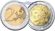 2 Euro 2008 Italien Kursmünze,  2 Euro * stgl  26,90 EUR  +  17,00 EUR shipping