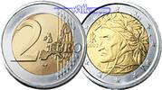2 Euro 2002 Italien Kursmünze,  2 Euro stgl  7,00 EUR  +  7,00 EUR shipping