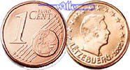 1 Cent 2007 Luxemburg Kursmünze, 1 Cent stgl  6,00 EUR  +  7,00 EUR shipping