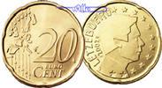 20 Cent 2004 Luxemburg Kursmünze, 20 Cent stgl  2,60 EUR  +  7,00 EUR shipping