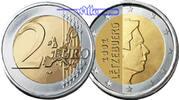 2 Euro 2002 Luxemburg Kursmünze, 2 Euro stgl  590 руб 8,00 EUR  +  812 руб shipping