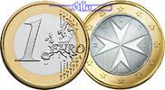 1 Euro 2008 Malta Kursmünze, 1 Euro stgl  2,50 EUR  zzgl. 3,95 EUR Versand