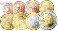 1 Cent -2 Euro, 3,88 2002 Österreich Kursmünzen, kompl. Satz 2002 stgl  10,00 EUR  +  7,00 EUR shipping