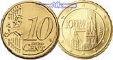 10 Cent 2008 Österreich Kursmünze, 10 Cent * stgl  359 руб 4,90 EUR  +  805 руб shipping