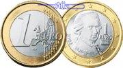 1 Euro 2006 Österreich Kursmünze, 1 Euro stgl  4,20 EUR  +  7,00 EUR shipping