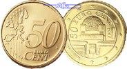 50 Cent 2002 Österreich Kursmünze, 50 Cent stgl  2,00 EUR  +  7,00 EUR shipping