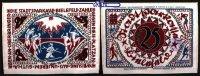 25 Mark  1921.07.15 Bielefeld, Seide Motiv: Jungbrunnen, Mechanische Se... 1480 руб 20,00 EUR  +  814 руб shipping