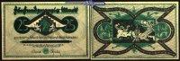 25 Mark  1922.10.10 Dortmund u. Hörde Städte u. Kreise. blaugrünTopp 21... 3,00 EUR  +  7,00 EUR shipping