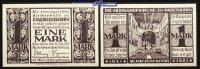 1 Mark  1921.07.31 Paderborn, Kirchenkasse, 11.Ausgabe Evangelische Kir... 5,00 EUR  +  7,00 EUR shipping