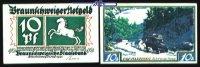 10 Pfg  1921,05,01 Braunschweig Braunschweiger Staatsbank, Serie Bad Ha... 6,00 EUR  +  7,00 EUR shipping