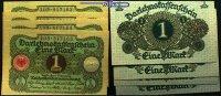 1 Mark x 4 1920 1,03 Deutsches Reich Inflation, Darlehens kassenschein,... 6,00 EUR  +  7,00 EUR shipping