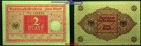 2 Mark 1920 1,03 Deutsches Reich Inflation, Darlehens kassenschein, Ro.... 1,30 EUR  Excl. 7,00 EUR Verzending