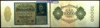 10 000 Mark 1920 19,01 Deutsches Reich Inflation, Reichsbanknote, Ro.69... 885 руб 12,00 EUR  +  812 руб shipping