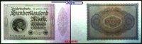 100 000 Mark 1923 1,02 Deutsches Reich Inflation, Reichsbanknote, Ro.82... 370 руб 5,00 EUR  +  814 руб shipping