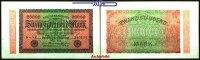 20 000 Mark 1923 20,02 Deutsches Reich Inflation, Reichsbanknote, Ro.84... 2,00 EUR