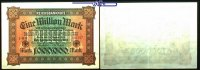 Deutsches Reich 1 Million Mark 1923 20,02 III-IV Inflation, Reichsbankno... 130 руб